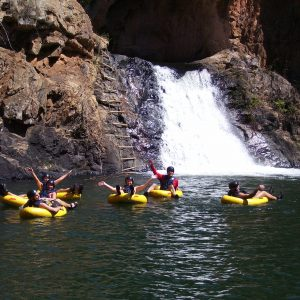 Tubing with Magoebaskloof adventures