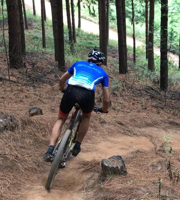 Mountain biking Magoebaskloof 5